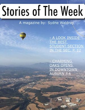 Stories of the Week- Magazine