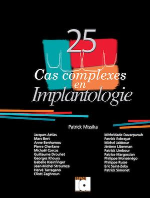Preview 25 cas complexes  en Implantologie