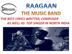 Live Music Bands in chandigarh north india-raagaan