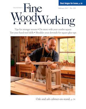 Calameo Fine Woodworking 259 Preview