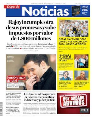 quality design 6b532 a7f63 Diario de Noticias 20161203