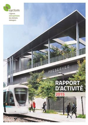 Rapport Activite Syctom 2015
