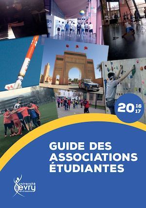 Guide des associations étudiantes 2016-17