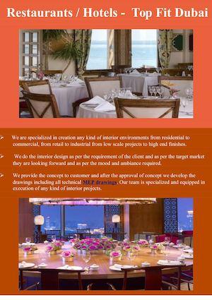 Calaméo - Restaurants Interiors Design UAE