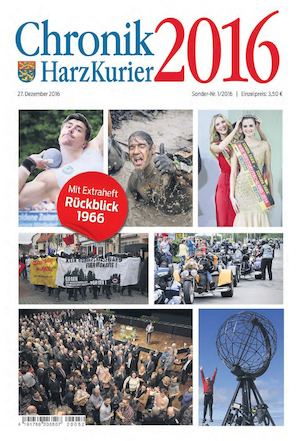 HarzKurier Chronik 2016 + 1966