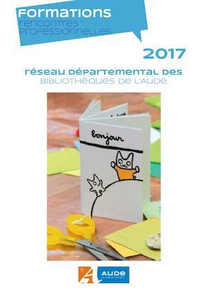 Catalogue Des Formations Bda 2017