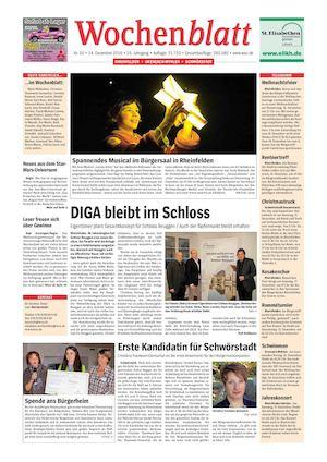 Calaméo - Wochenblatt-Rheinfelden