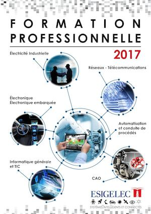 Catalogue Formation Professionnelle 2017