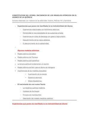 Calaméo - Modelos Atomicos Y Estructura Del Atomo Enrique Horacio ...