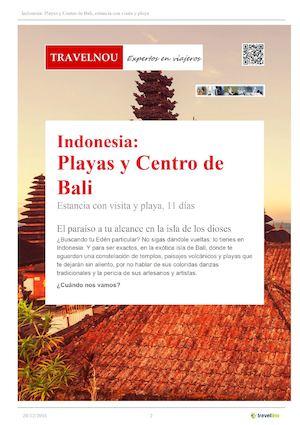Calaméo - TRAVELNOU Indonesia: Playas y centro de Bali
