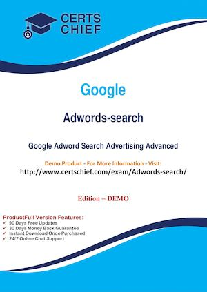 Adwords Search Certification Guide