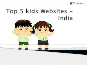 Top 5 Kids Websites