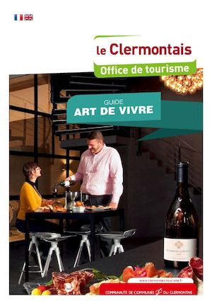 Guide Art Vivre Ot Clermontais Bd