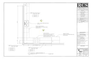 SHOP DRAWINGS 16221A [554]