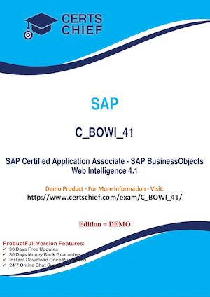 C BOWI 41 Exam Certification Questions