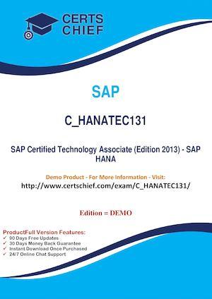Calaméo - C HANATEC131 Certification Dumps
