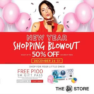 Enjoy Up To 50 Off On Great Finds At The Sm Store Valid Until December 31 2016 88484
