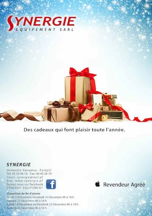 Catalogue Synergie 2016 Hd