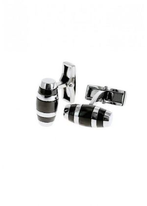 Get This Mens Black Lacquer Cufflinks For 229 Only From Charriol 88502