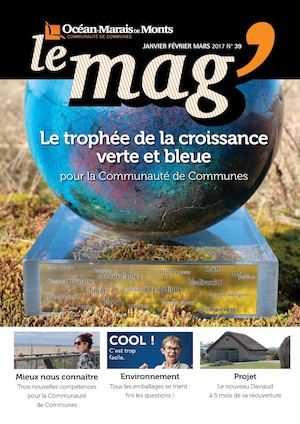 Magazine intercommunal Janvier 2017