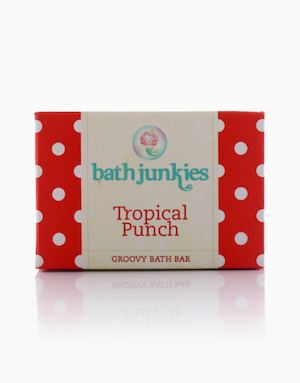 Bath Junkies Tropical Punch Groove Groovy Bath Bar Is For P120 Only At Beauty Mnl 88521