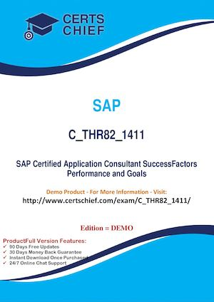 C THR82 1411 Certification Exams Dumps