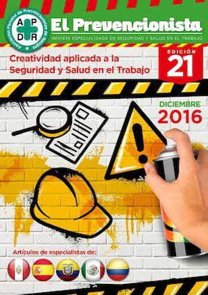 Calaméo - Revista El Prevencionista 21ava Edición c8a454999c