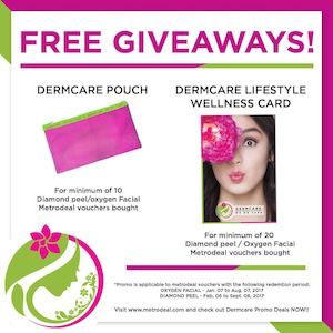 Enjoy These Holiday Giveaways From Dermcare For A Limited Period Only 88561
