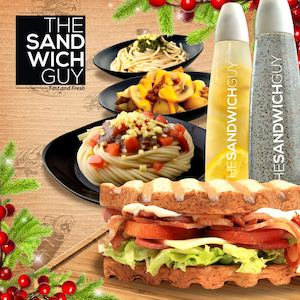 Say Goodbye To 2016 Right By Eating Something Healthy From The Sandwich Guy 88564