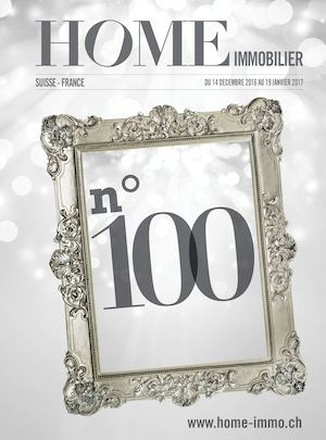Magazine Home Immobilier n°100