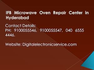 IFB Microwave Oven Repair Center in Hyderabad