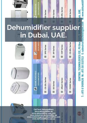 Dehumidifier Supplier In Dubai, Uae