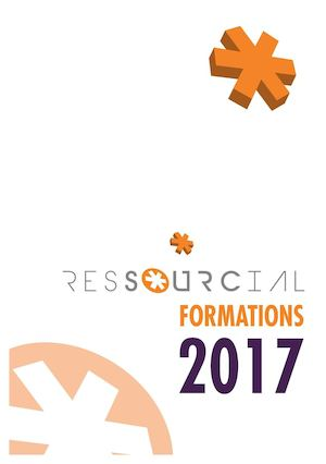 Catalogue Formations Ressourcial 2017