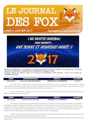 Journal Des Fox 9 01 2017 (1)