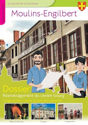 Journal de la commune Moulins Engilbert 2017