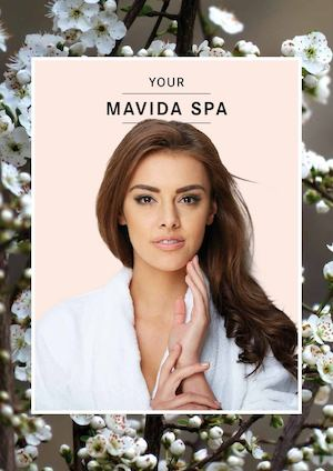 Mavida Spa Folder