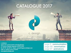 Cdesign Catalogue 2017