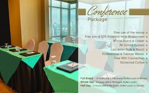 Learn From A World Of Opportunities With The Conference Package At Lancaster Hotel 88853