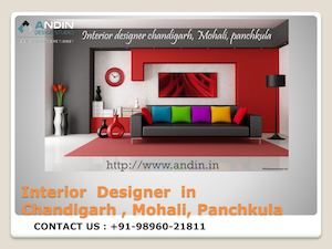 Interior Designer In Chandigarh , Mohali, Panchkula