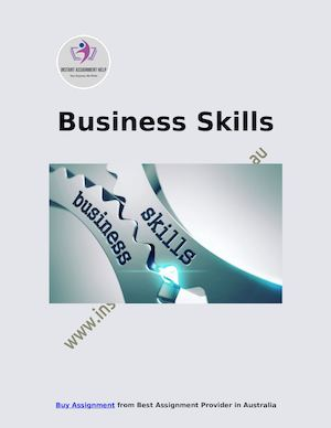 Top Quality Business Skills Sample by Experts