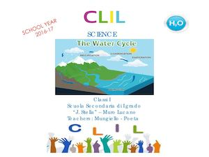 CLIL Water Cycle