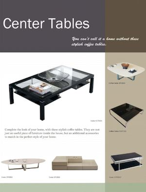 You Cant Call It A Home Without Stylish Coffee Tables From La Vida Verde88926 88926