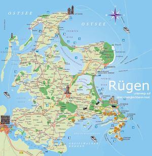 Karte Rügen.Calaméo Insel Rügen Karte