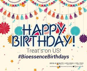 Get A Chance To Win A Pampering Birthday Treat This Month At Bioessence 88938