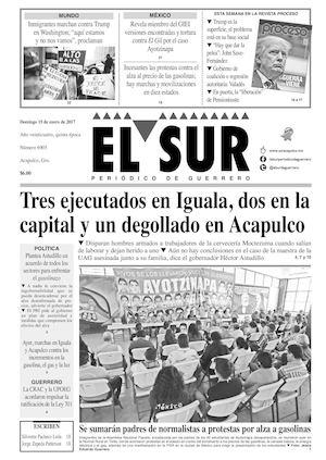 Calaméo - El Sur Domingo 15012017