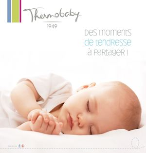 Thermobaby - catalogue 2017 FR