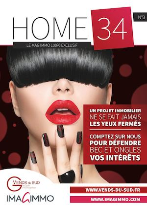 Home34 N°3 by Vends du Sud & Imagimmo