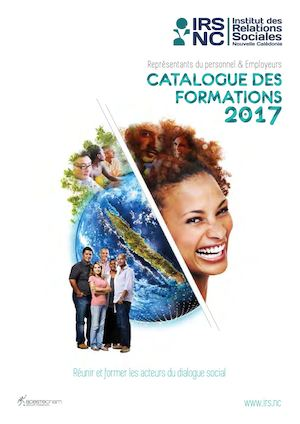Irsnc Catalogue Des Formations 2017