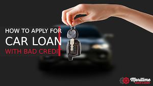 How To Apply For Car Loan With Bad Credit