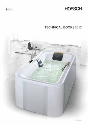 HOESCH Technical Book